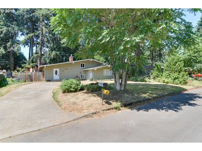 Single Family Home Bumpable Buyer: 1943 SE 114th Pl