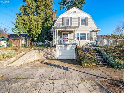 Single Family Home For Sale: 712 NE 52nd Ave