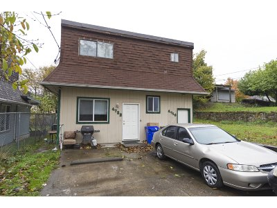 Portland Single Family Home For Sale: 4716 NE 108th Ave