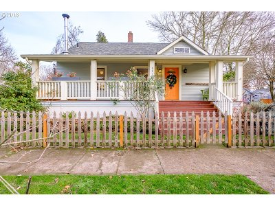 Salem Single Family Home For Sale: 1110 5th St