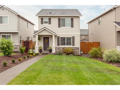 Happy Valley, Clackamas Single Family Home For Sale: 13586 SE Nightingale Ave
