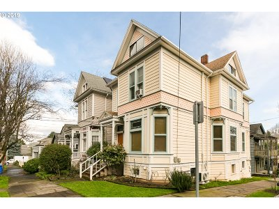 Portland Multi Family Home For Sale: 3436 SW 1st Ave