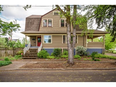 Albany Single Family Home Sold: 739 Washington St SW