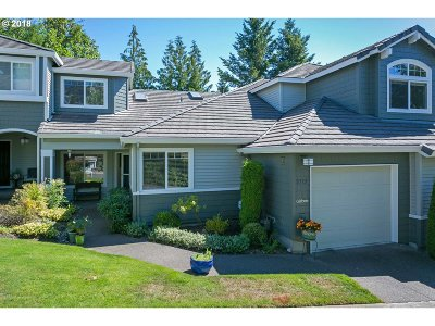 Multnomah County Single Family Home For Sale: 9719 NW Silver Ridge Loop