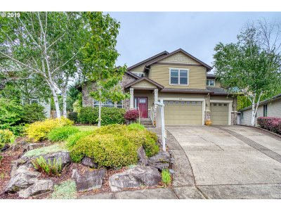 Washougal Single Family Home For Sale: 2478 N 3rd St
