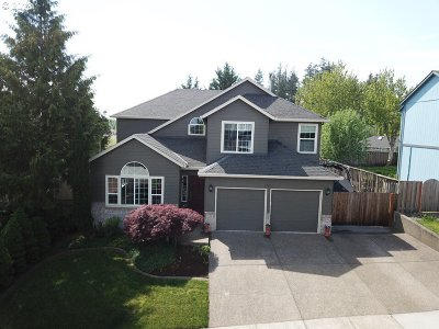 Beaverton Single Family Home For Sale: 12411 SW Canvasback Way