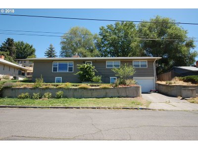 Pendleton Single Family Home For Sale: 716 NW 6th St