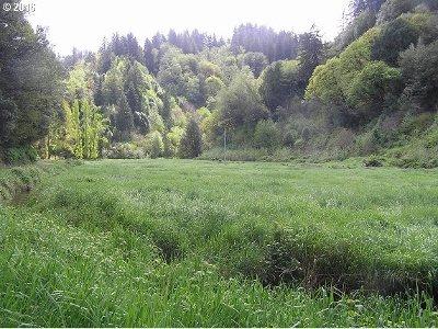 Coos Bay Farm & Ranch For Sale: Morgan Creek Lane