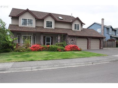 Happy Valley, Clackamas Single Family Home For Sale: 14724 SE 130th Dr