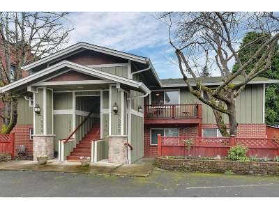 Portland Condo/Townhouse For Sale: 1226 SE Umatilla St