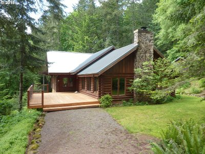 Newberg, Dundee, Mcminnville, Lafayette Single Family Home Bumpable Buyer: 22725 SW Peavine Rd