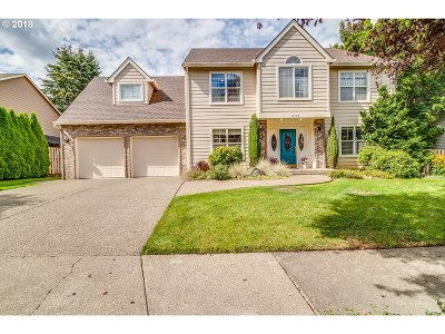 Oregon City Single Family Home For Sale: 19125 Lot Whitcomb Dr