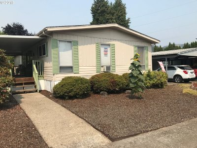 Springfield Single Family Home For Sale: 3530 Game Farm Rd Space 2 #2