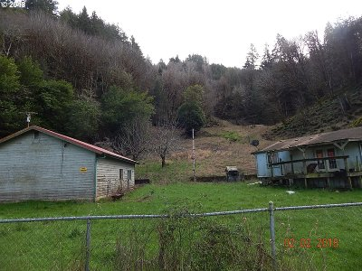 Coquille OR Single Family Home For Sale: $188,500