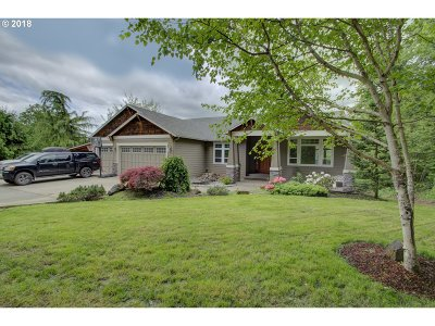 Washougal Single Family Home For Sale: 33508 SE Wood Dr