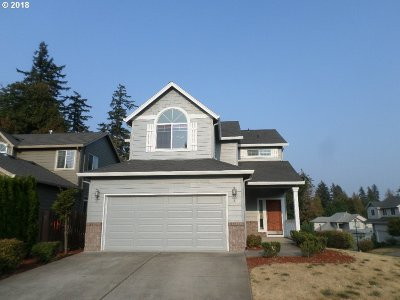 Clackamas Single Family Home For Sale: 14600 SE Marci Way