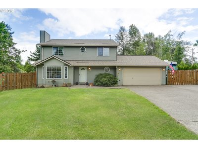 Happy Valley, Clackamas Single Family Home For Sale: 14633 SE Sterling Ct