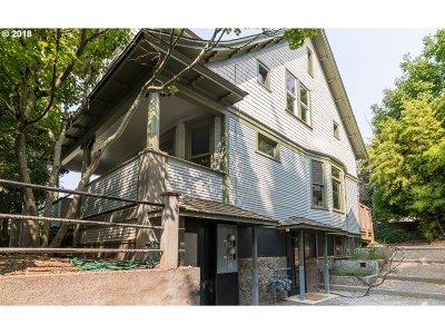 Single Family Home For Sale: 321 NE Knott St