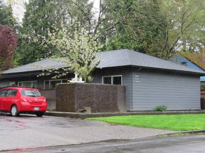Multi Family Home For Sale: 4522/4608 SE 29th Ave