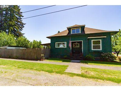 Stayton Single Family Home Sold: 272 W High St