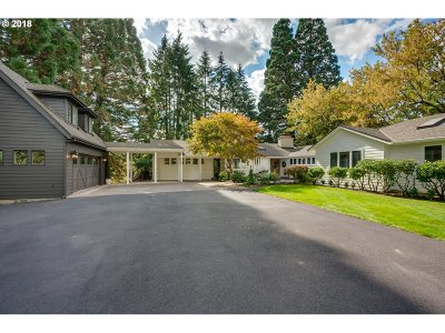 McMinnville Single Family Home For Sale: 3270 NW Westside Rd