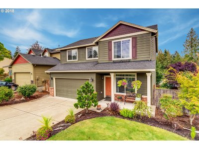 Milwaukie, Clackamas, Happy Valley Single Family Home For Sale: 14760 SE Marci Way