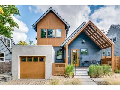 Single Family Home For Sale: 4612 NE 38th Ave