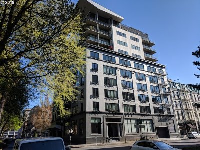 Condo/Townhouse For Sale: 300 NW 8th Ave #508