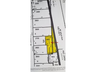Portland Residential Lots & Land For Sale: 753 SE 181st Ave