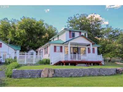 Grant County Single Family Home For Sale: 615 N Mountain Blvd