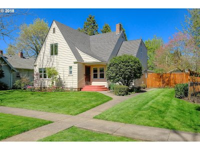 Woodburn Single Family Home Sold: 471 Montgomery St