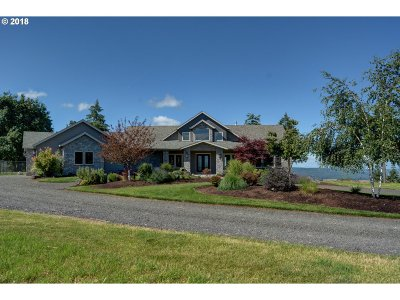 Lyons Single Family Home For Sale: 39915 S McCully Mountain Rd