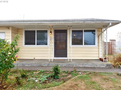Woodburn Single Family Home Pending: 1692 Ecola Way
