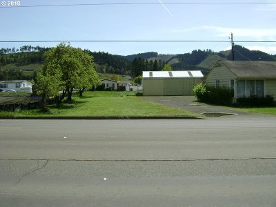 Sutherlin Residential Lots & Land For Sale: 628 E Central Ave