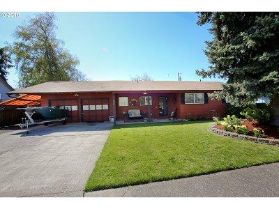 Junction City, Harrisburg Single Family Home For Sale: 925 Oak St