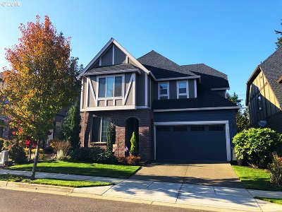 Tualatin Single Family Home For Sale: 22893 SW 104th Ter