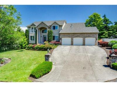 Camas Single Family Home For Sale: 650 NW Jericho Ln