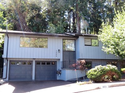 Eugene Single Family Home For Sale: 1800 W 25th Ave