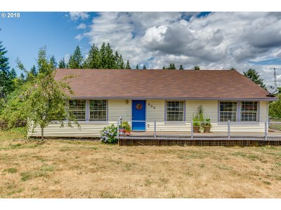 Vancouver Single Family Home For Sale: 900 NE 155th Cir