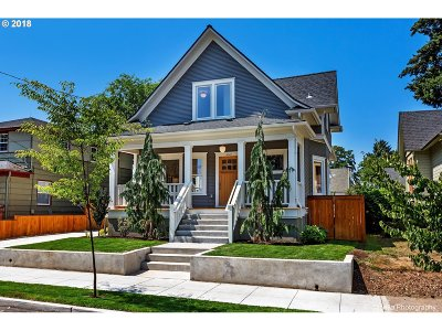 Single Family Home For Sale: 6347 NE 8th Ave