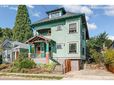 Single Family Home For Sale: 1621 SE Salmon St