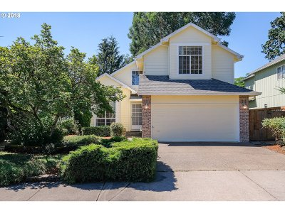 Tigard Single Family Home For Sale: 8354 SW Bonaventure Ln