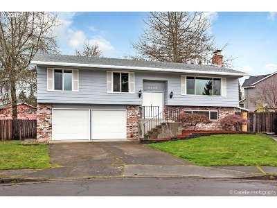 Boring, Aloha Single Family Home For Sale: 4433 SW 201st Ave
