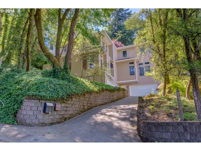 Portland Single Family Home For Sale: 1935 SW 13th Ave