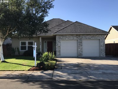 Junction City Single Family Home For Sale: 939 Ladd Ave
