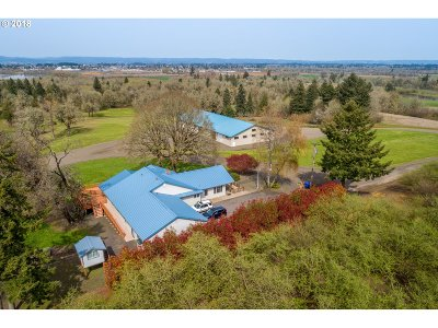 Hillsboro, Cornelius, Forest Grove Single Family Home For Sale: 3995 SW Lafollett Rd