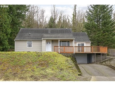 Troutdale Single Family Home For Sale: 242 SW 4th St