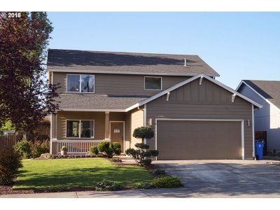 Camas Single Family Home For Sale: 3409 NW Pacific Rim Dr