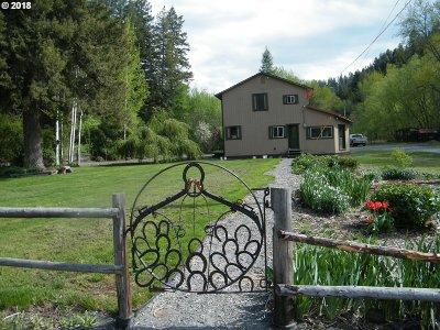 Elgin Single Family Home For Sale: 68776 Clark Creek Rd