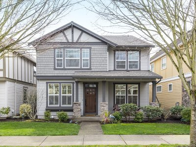 Wilsonville Single Family Home For Sale: 29362 SW Villebois Dr